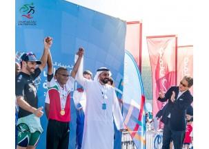 Khalid Al Fahim Represents The UAE At West Asia Triathlon Meetings In Bahrain