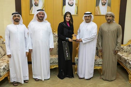 Al Hamriyah Club Discusses the Prospects for the Joint cooperation with UAE Triathlon Association