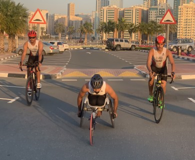UAE Triathlon Launches Exciting Challenge that Embraces Players of Different Groups
